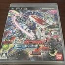 【美品】PS3 機動戦士ガンダム エクストリームバーサス