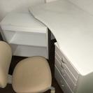 学習机と椅子をセットで0円でお譲りします