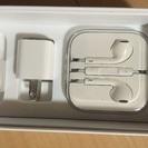 iPhone アダプタ・イヤホン