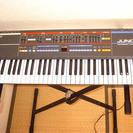 良品 Roland JUNO-106  ポリフォニックシンセサイザー