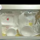 ミキハウス離乳食食器