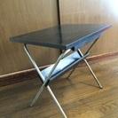 たためるテーブル