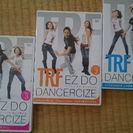 TRFのダンスDVD3枚セット