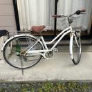 【お取引中】自転車、1000円で譲ります!