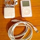 初代(?)iPod差し上げます