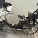 【0円/無料】3人乗り電動自転車+バッテリー+充電器