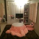 新生活向けの家電家具一式