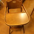赤ちゃんから使える椅子