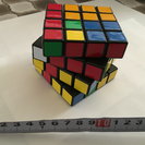 4×4のルービックキューブ