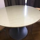 テーブル+椅子2脚セット
