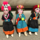 海外の人形