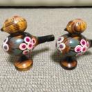 海外のお土産の笛