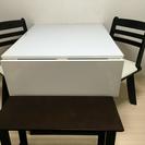 ダイニングテーブル(バタフライテーブル)