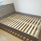 IKEA ベッドフレーム(クイーン)
