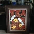 バリ島で購入絵画