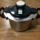 ティファール 圧力鍋 クリプソクレール 4L