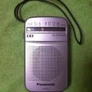 Panasonic AMラジオ R-P30