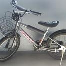 18インチ子供用自転車 補助輪なし