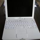【値下げしました】iBook 2002年モデル