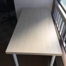 《3月17日(木)まで》オフィス家具 机=2500円×4台
