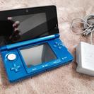 NINTENDO 3DS ニンテンドー  ブルー