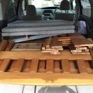 〜交渉中〜二段ベッド 木製 ナチュナルカラー