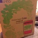 Green Farm Cube 水耕栽培器