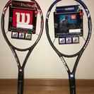 (未使用品) WILSONテニスラケットHyper Carbon