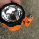 コンパクト作業ライト  12Vシガーライターソケット  ジャンク扱い