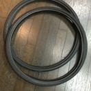 KENDA KWEST 26✖️1.5のスリック系のタイヤ2本