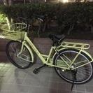 BRIDGESTONE自転車