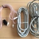 テレビの配線や分配器