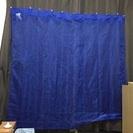 IKEA☆ブルーレースカーテン