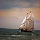 4月16,17日帆船で「リアル航海ゲーム」!