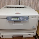 A3対応自動両面印刷 oki C8600dn(値下げ)