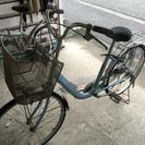 自転車 ボロ! 24インチ