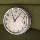 【譲ります】レトロ雰囲気の掛け時計!