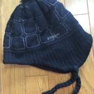 【 レディーススキーニット帽 】