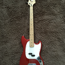 squire mustang bass