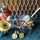 10インチスヌーピー幼児自転車