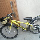 (取引成立)子供自転車(男の子)24インチ・ブリジストン