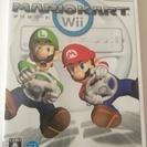 取引調整中) Wii マリオカート (使用品)