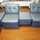 マルニ木工製リビングコーナー用ソファー(組み合わせ式)