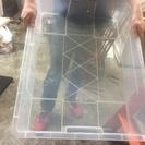 値下げIKEA 衣装箱 プラスチック コンテナ