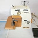 ジャガーロックミシン、縫えますが布地厚さ調整できません
