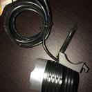 LEDライト  CREE XML-T6 高輝度 サイクル USB接...