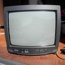 14型 ブラウン管テレビ 2000年FUNAI製 P-14