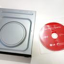 【売出中】LG製 DVDスーパーマルチドライブ (ドライバー・イン...