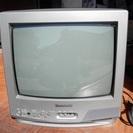 14型 ブラウン管テレビ 99年パナソニック製 TH-14RF2