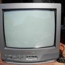 14型 ブラウン管テレビ 98年パナソニック製 TH-14RF1